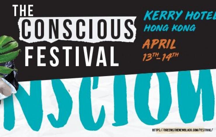 Conscious Festival April 2019