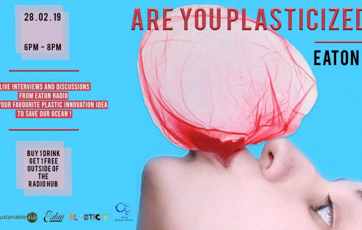 Podcast Alert! Are You Plasticized?